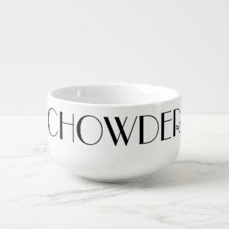 Chowder Soup Mug