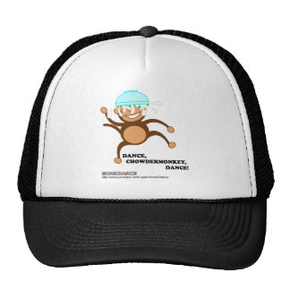 Chowdermonkey Trucker Hat