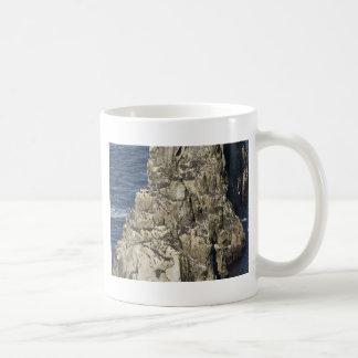 Chowiet murre colony classic white coffee mug