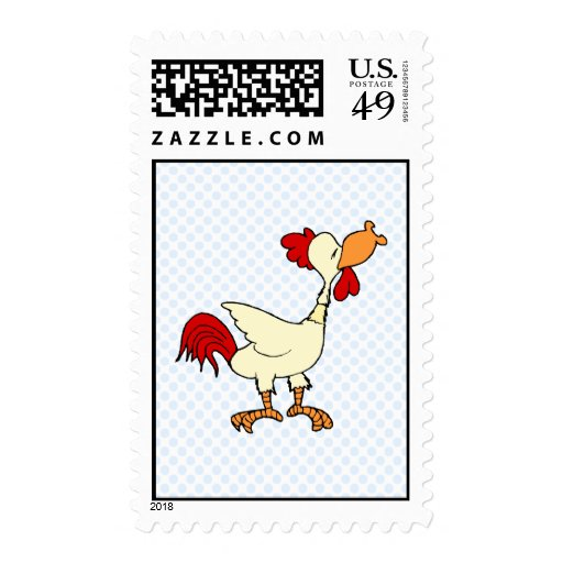 Chowling Chicken Postage