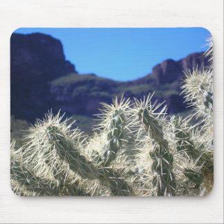 Choya Cactus - Arizona Mousepad