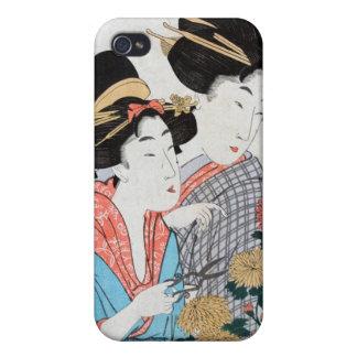 Choyo septiembre iPhone 4/4S funda