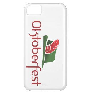 Choza de Oktoberfest Funda Para iPhone 5C