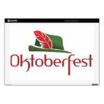 Choza de Oktoberfest Skins Para 43,2cm Portátiles