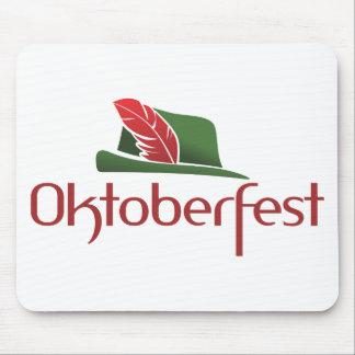 Choza de Oktoberfest Tapete De Ratones