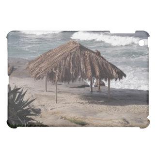 Choza en la playa