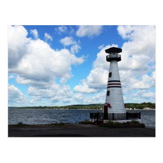 CHQ PostCard - Celoron Lighthouse