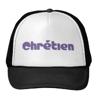 Chrétien Trucker Hat