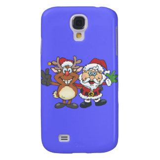 Chrirtmas Galaxy S4 Covers