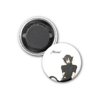 Chris 1 Inch Round Magnet