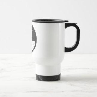Chris and Shoo Shoo Enso Coffee Mug