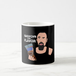Chris' Balls Savor the Flavor Coffee Mug