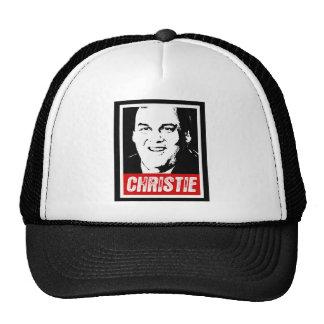 CHRIS CHRISTIE 2012 TRUCKER HAT