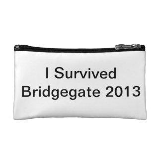Chris Christie - Bridge Scandal - Bridgegate Makeup Bag