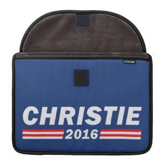 Chris Christie, Christie 2016 MacBook Pro Sleeve