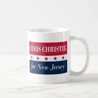 Chris Christie for New Jersey Coffee Mug