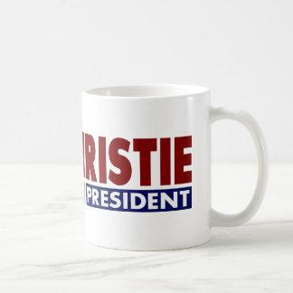 Chris Christie for President V1 Mug