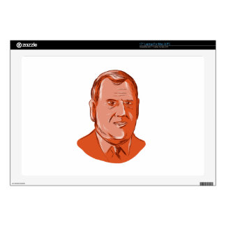 Chris Christie Governor New Jersey Laptop Skins