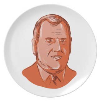Chris Christie Governor New Jersey Plate