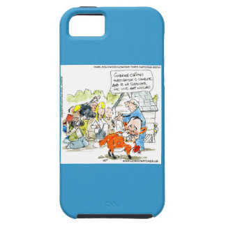 Chris Christie Like A Fox Funny iPhone 5 Case
