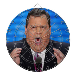 chris christie official dartboard
