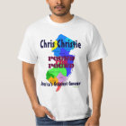 Chris Christie Pound For Pound T-Shirt