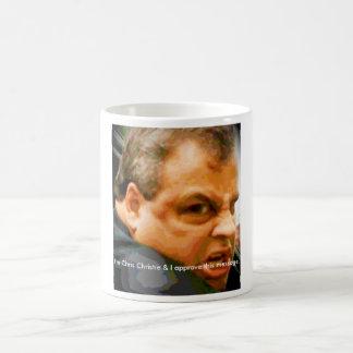 Chris Christie - Who u lookin' at?! Coffee Mug