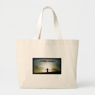 CHRIS COOPER PRODUCTS LARGE TOTE BAG