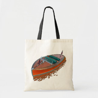 Chris-Craft Barrel Back Canvas Bags