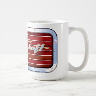 Chris Craft Boats Classic White Coffee Mug