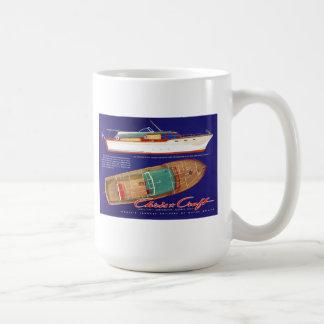 Chris Craft boats Coffee Mugs