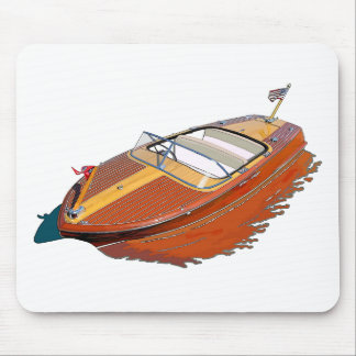 Chris-Craft Capri Mouse Pad