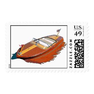 Chris-Craft Capri Postage Stamp