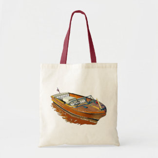 Chris Craft Continental Canvas Bags