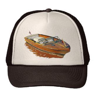 Chris Craft Continental Mesh Hats