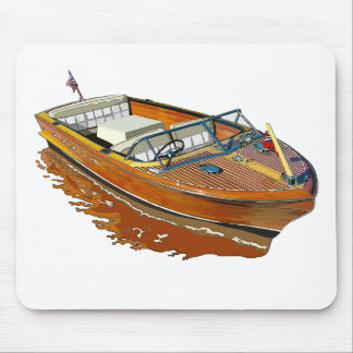 Chris Craft Continental Mouse Pads