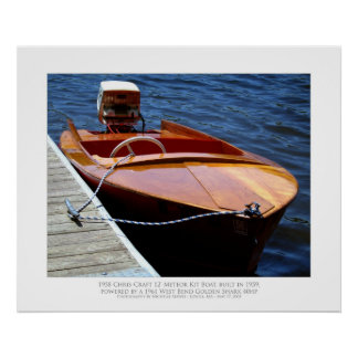 Chris-Craft Posters