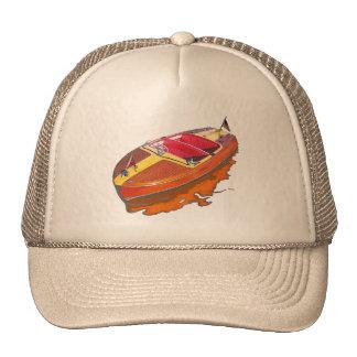 Chris Craft Riviera Trucker Hat