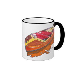 Chris Craft Riviera Ringer Coffee Mug