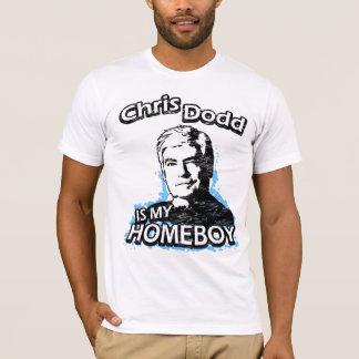 Chris Dodd is my homeboy T-Shirt