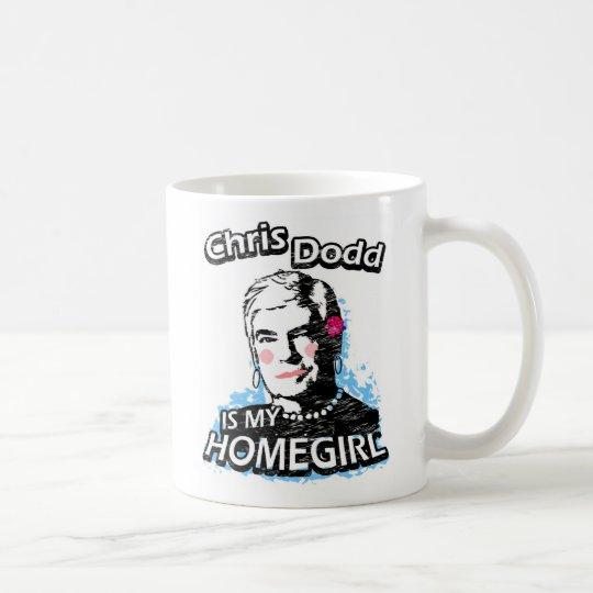 Chris Dodd is my homegirl Coffee Mug