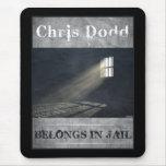 Chris Dodd Mouse Mat