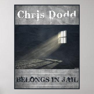 Chris Dodd Posters
