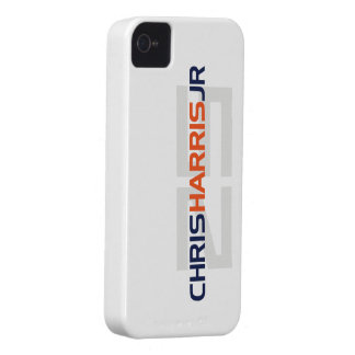 Chris Harris iPhone 4 Case