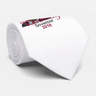 Chris KENNEDY Governor Tie