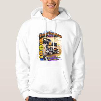 Chris Kress Track Champion 500ccp Hooded Sweatshirt
