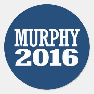 Chris Murphy Classic Round Sticker