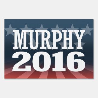 Chris Murphy Sign