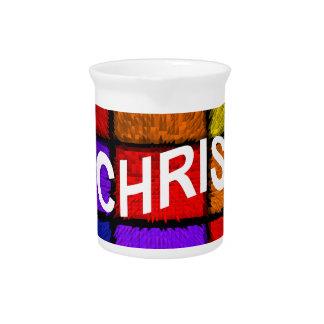 CHRIS PITCHER