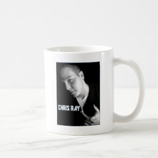 chris ray products coffee mug